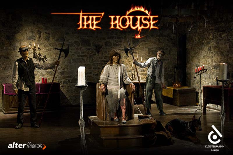 Vous visionnez les images des références : The House