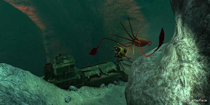 Vous visionnez les images des références : Mission Océan