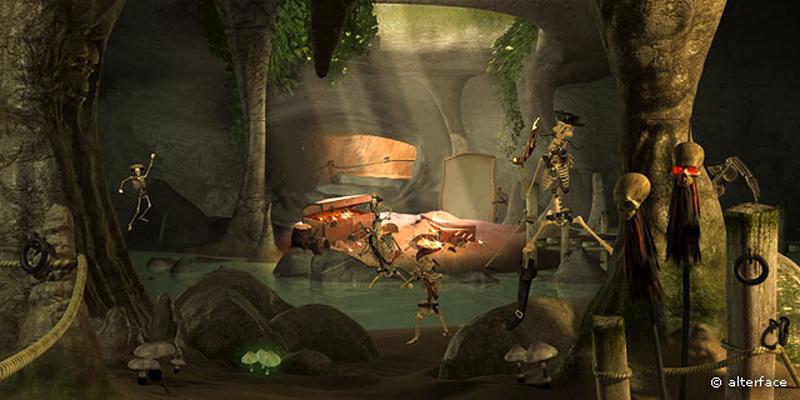 Vous visionnez les images des références : Pirate's Plunder