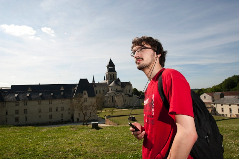 Vous visionnez les images des références : Abbaye de Fontevraud