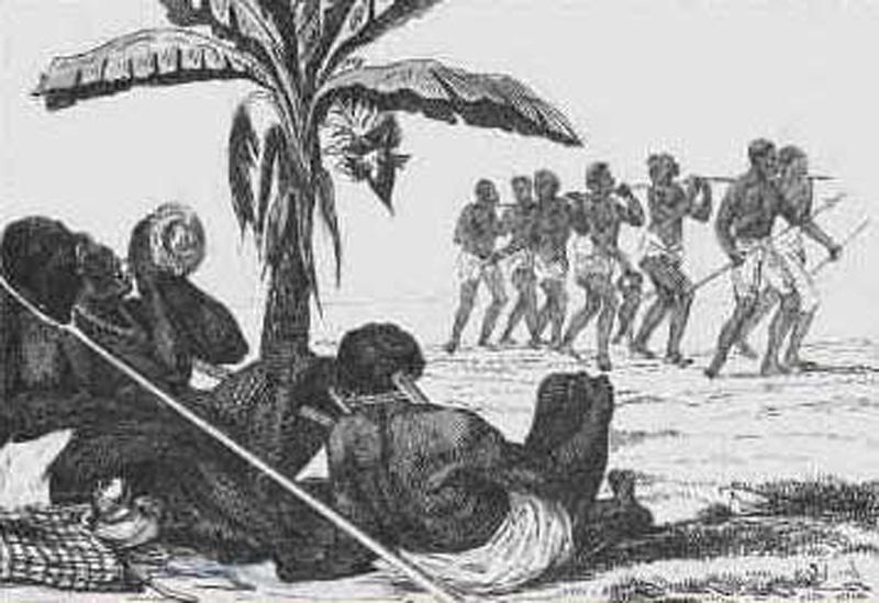 Vous visionnez les images des références : Soirée Spéciale TV5 sur l'esclavagisme