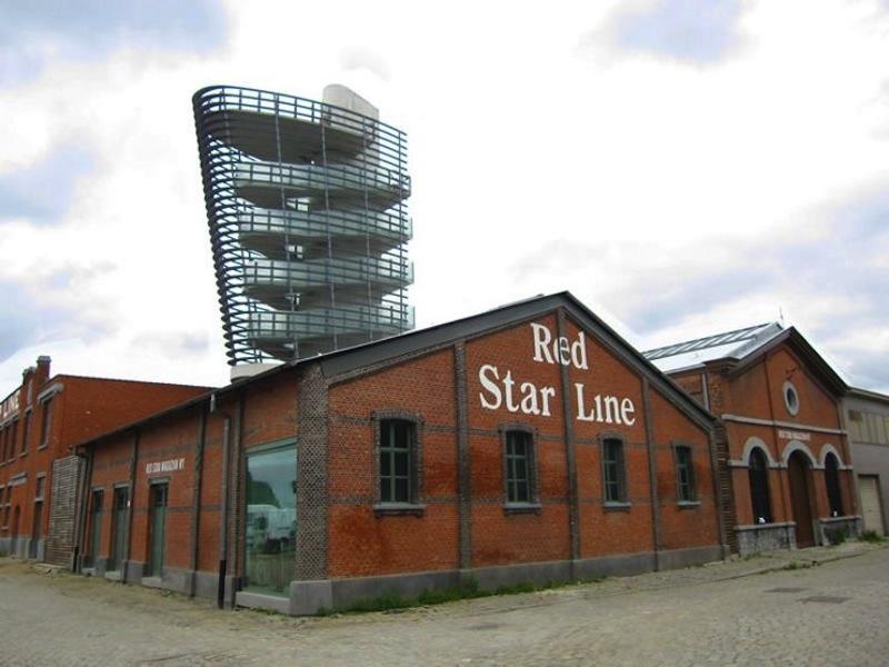 Vous visionnez les images des références : Red Star Line Museum