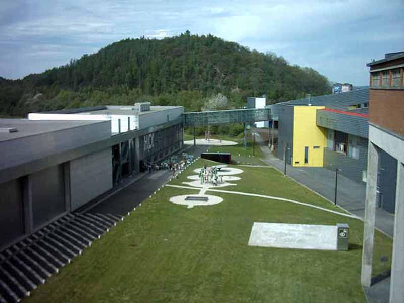 Vous visionnez les images des références : PASS - Parc d'Aventure Scientifique