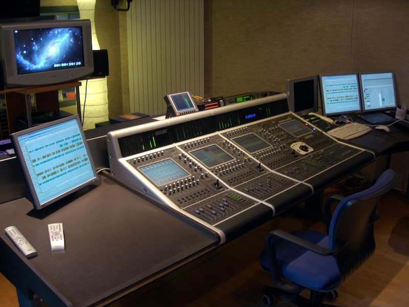 Vous visionnez les images des références : Visite Studio