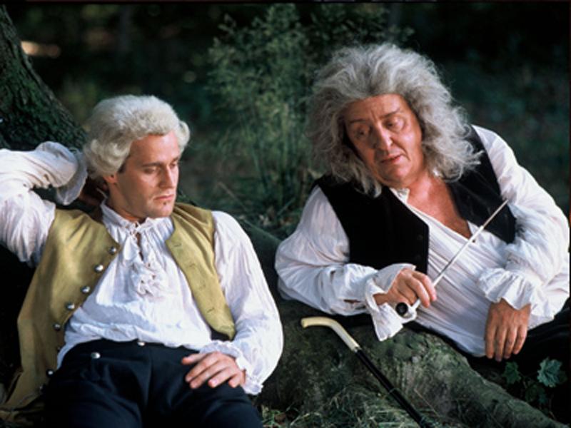 Vous visionnez les images des références : Mein Name ist Bach